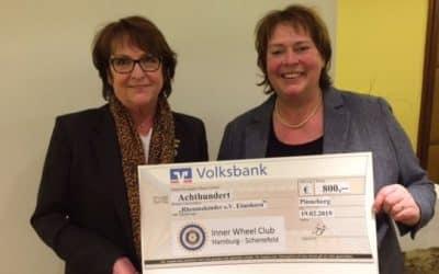 """Infoabend beim """"Inner Wheel Club Hamburg-Schenefeld"""""""