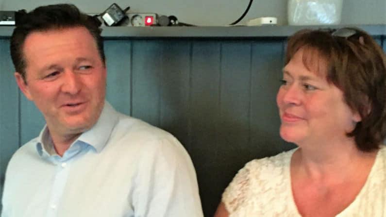 Christian Titz und Kerstin Bennecke Rotary Norderstedt