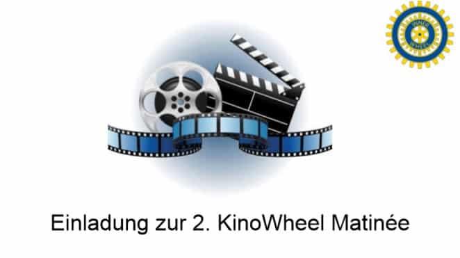 Einladung zur 2. KinoWheel Matinee Titel