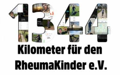 Orlen Deutschland für RheumaKinder e.V. in Bewegung