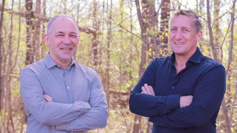 Gerhard Eck und Holm Sippel