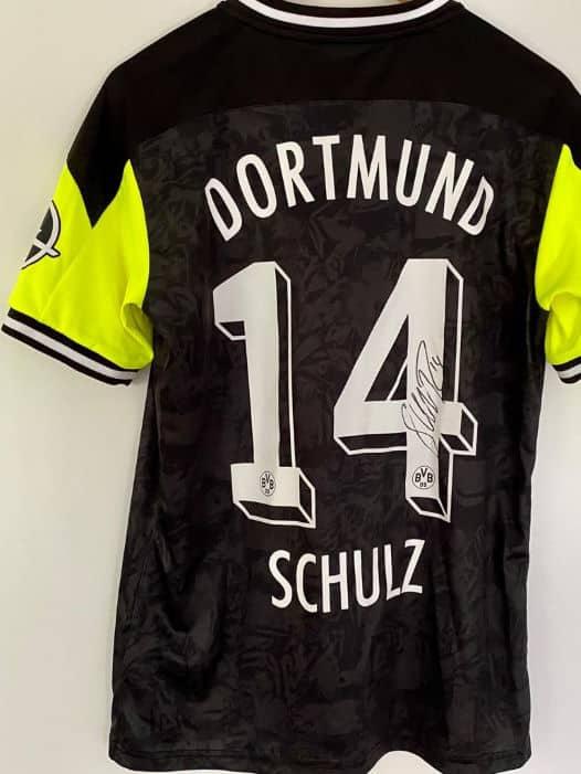 Bundesliga Dortmund von Schulz signiert, Nr. 14