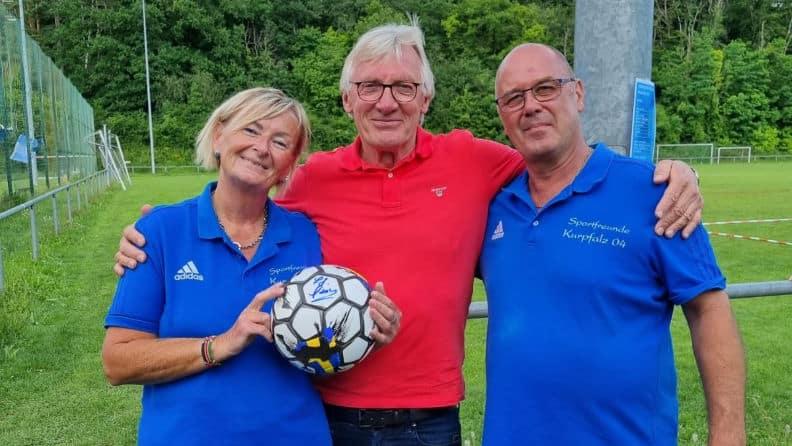 Sportfreunde Kurpfalz 04 letzter Spendentag